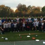 Damennationalmannschaft Trainingslager